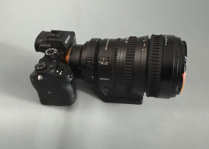 Sony A7S II (Body + FE PZ 28-135mm Lens + 6 Batts + 3 Cards) - 1