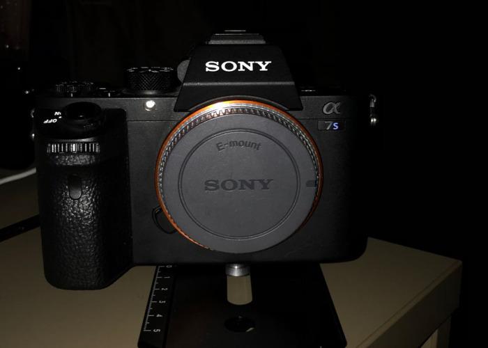 Sony a7s II (Body) - 1