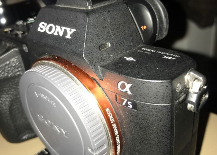 Sony a7s II (Body) - 2