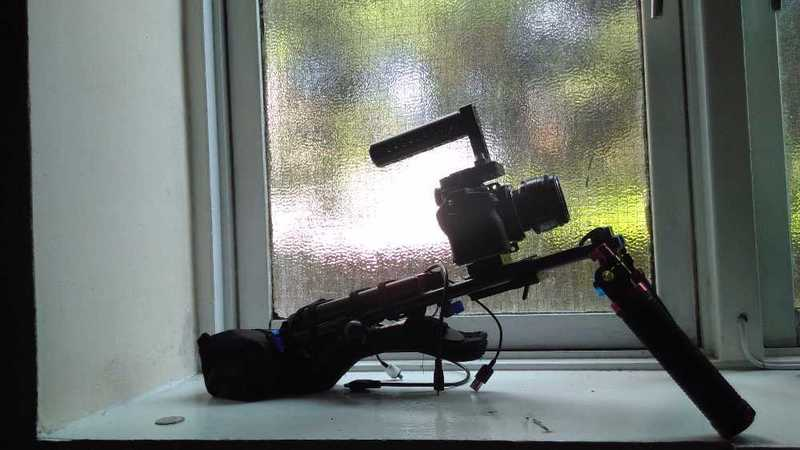 Sony A7S II Shooting Kit - 1