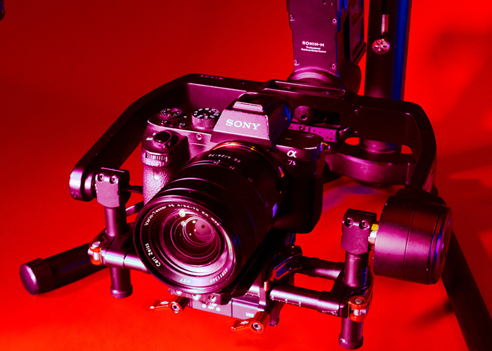 Sony a7S II (Stable Kit) Camera Body + Ronin M + lens - 1