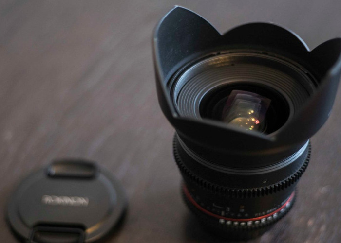 Sony A7s II w/accessories and 35mm (or 14mm) Rokinon Lens - 2