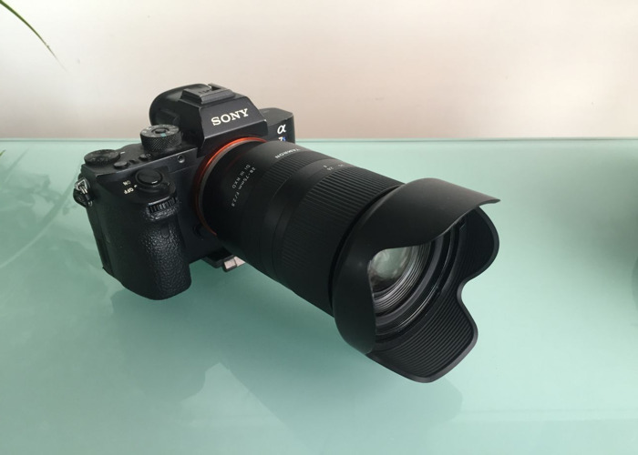 Sony A7S II with 28-75mm f2.7 lens - 1