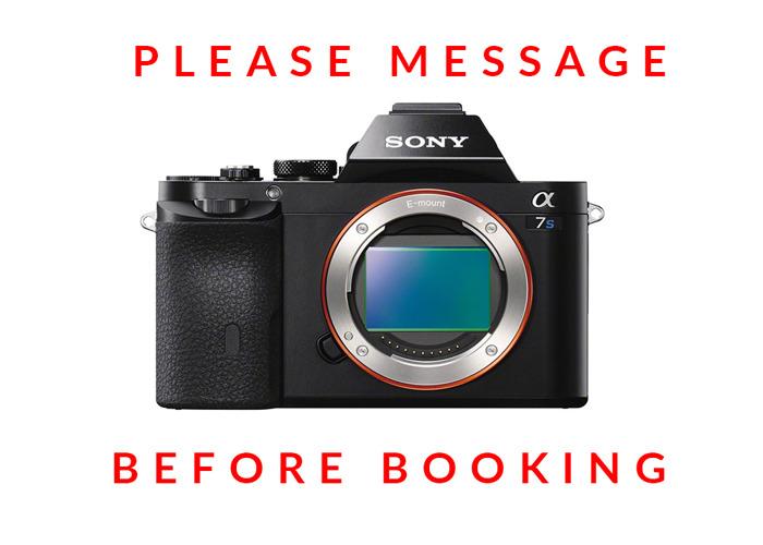Sony A7S MK 1 - 2