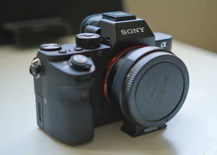 Sony A7S MKII - 1