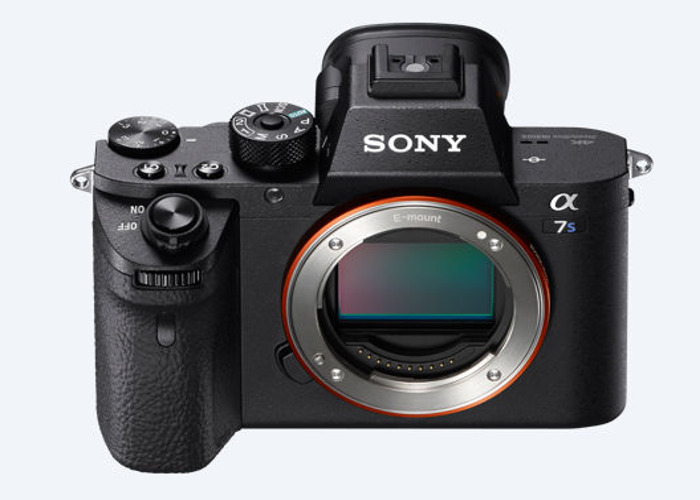 Sony A7sii - 4K camera with Metabones Adaptor - 1