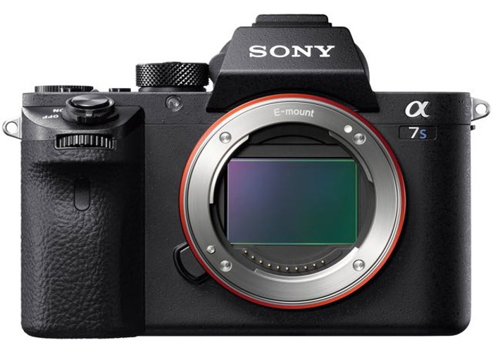 Sony a7sii  Body + 4x Batteries + 64gb SD Card (4k and HD) - 1