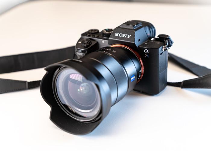 Sony A7s MKII / Sony A7SII + Sony Zeiss 16-35 F4 - 1