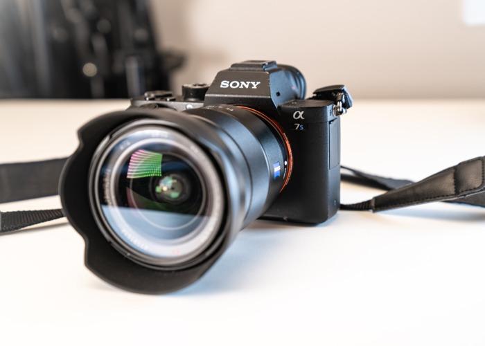 Sony A7s MKII / Sony A7SII + Sony Zeiss 16-35 F4 - 2