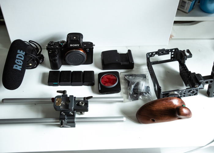 Sony A7sii, Bundle Kit - 1