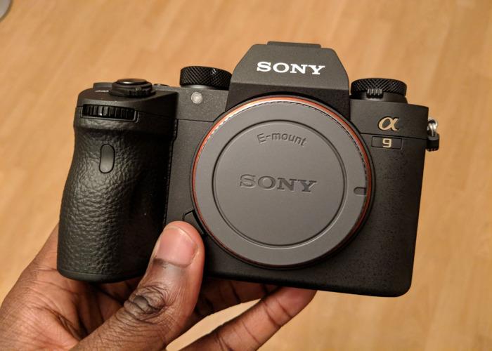 Sony A9 Body - 1