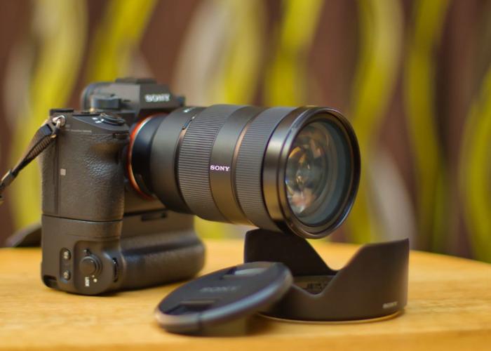 Sony A9 Full Frame pro flagship camera & 24-70 g-master lens - 2