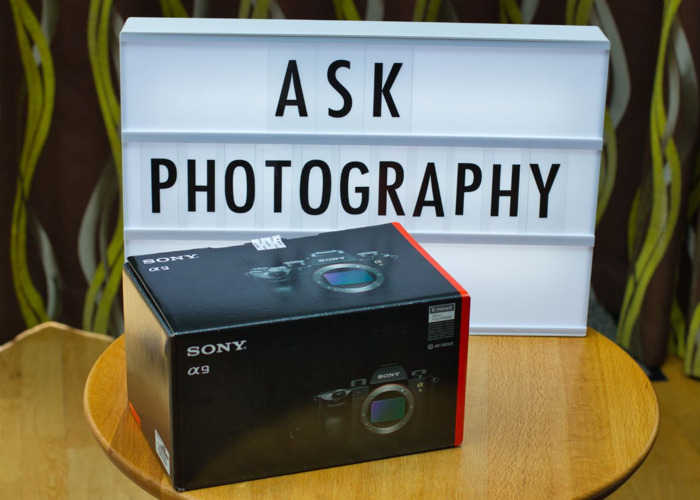 Sony A9 Full Frame pro flagship camera & 24-70 g-master lens - 1