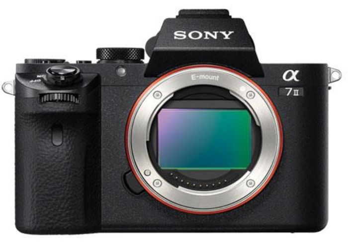 Sony Alpha 7 mkiii with 49mm lens - 1
