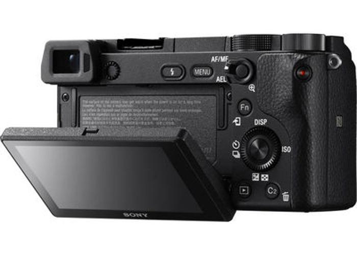 Sony Alpha a6300 Mirrorless Digital Camera - 2