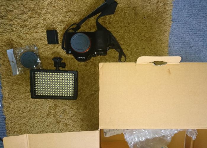 Sony Alpha A7 24.3MP Digital Camera - 2