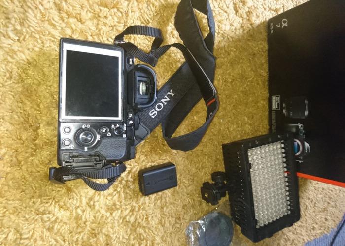 Sony Alpha A7 24.3MP Digital Camera - 1