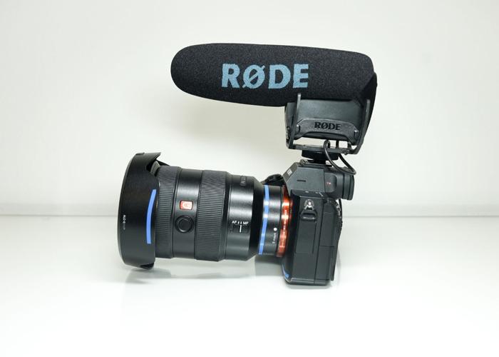 Sony Alpha a7 III (Sony a73) + 16-35 mm + Rode mic+ , London - 1