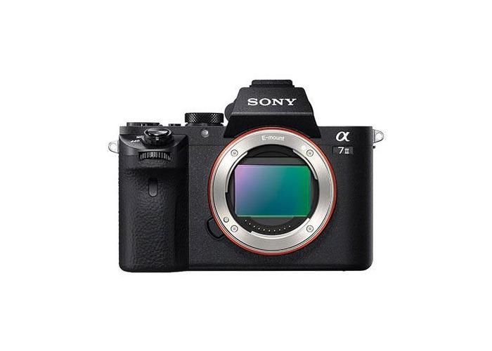 Sony Alpha A7 Mark II Digital Camera Body - 1