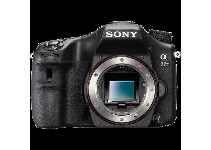Sony Alpha A77 II Camera Body - 1