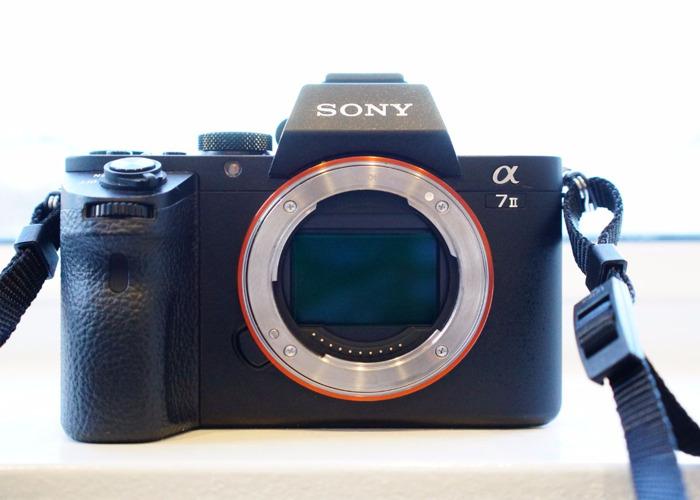 Sony Alpha A7II kit - 2