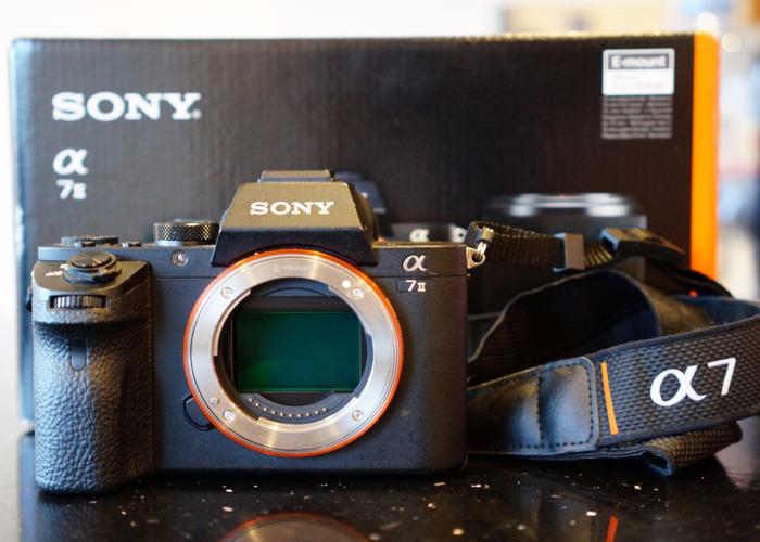 Sony Alpha A7II kit - 1