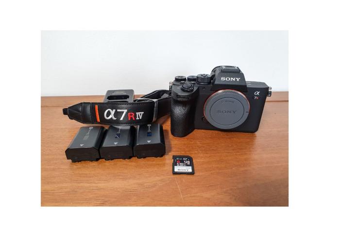Sony Alpha A7R IV A7R 4 Mirrorless Digital Camera - 1