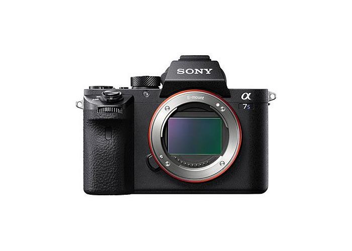 Sony Alpha A7S Mark II Digital Camera Body - 1