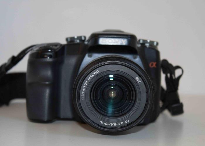 Sony Apha 100 - 2