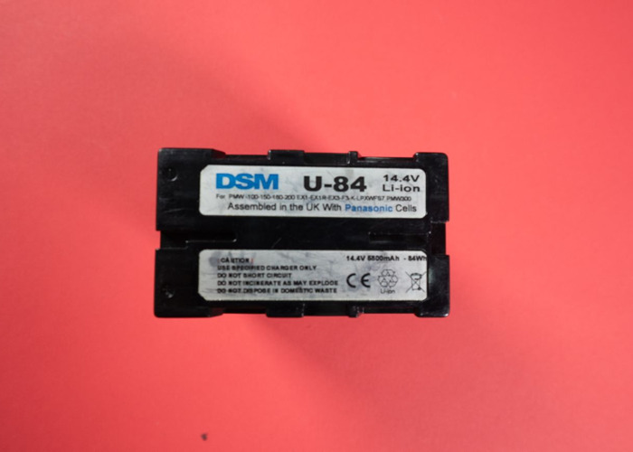 Sony BP-U60 Battery MORE THAN ONE AVAILABLE - 2