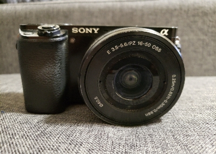 Sony Camera alpha 6000 - 1