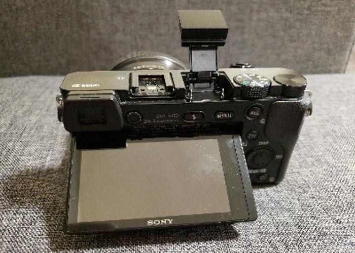 Sony Camera alpha 6000 - 2
