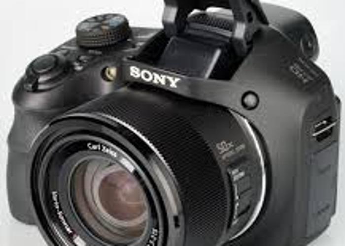 Sony Cybershot DSC HX300 - 1