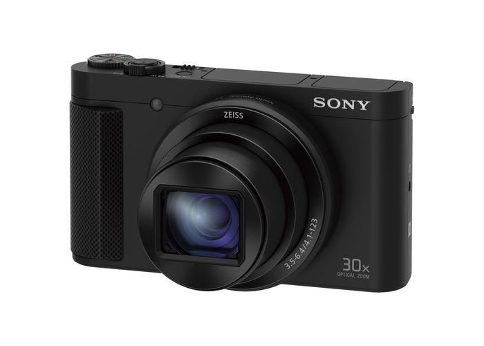 Sony Cyber-shot DSC-HX80 Digital Camera - 1