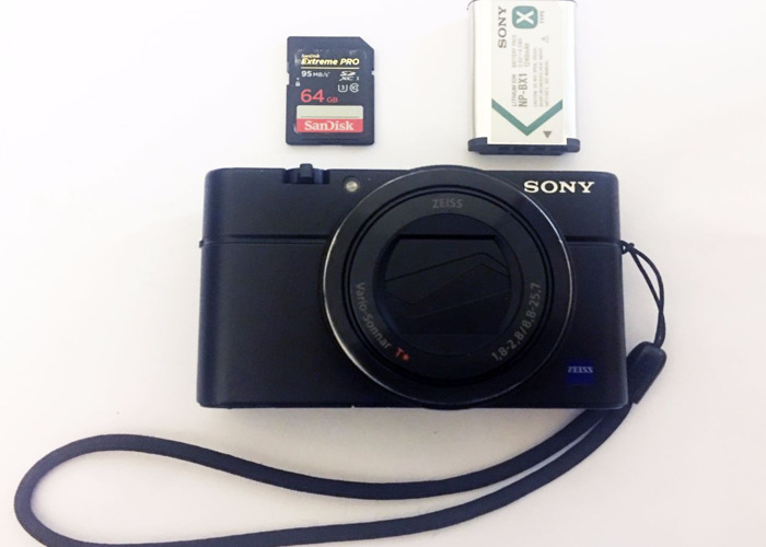 Sony Cyber-Shot DSC-RX100 IV Digital Camera - 2