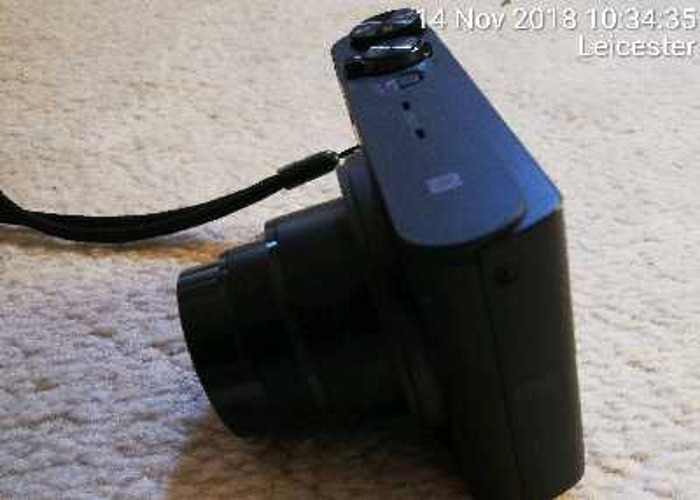 Sony Cyber-shot DSC-WX350 Digital camera - 1
