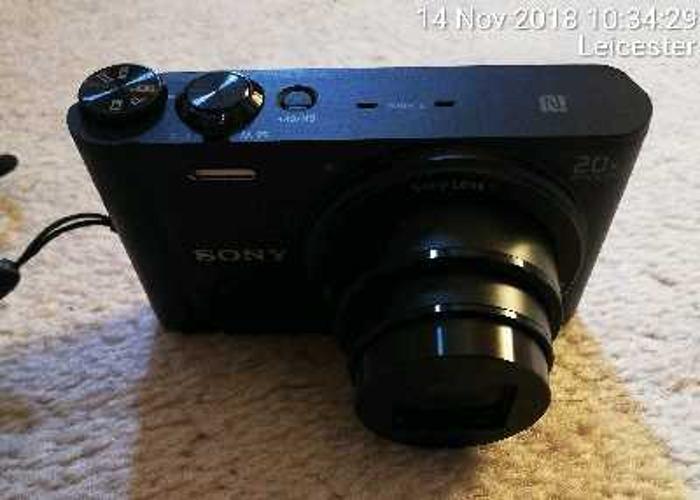 Sony Cyber-shot DSC-WX350 Digital camera - 2