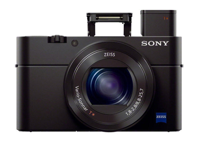 Sony Cyber-Shot RX100 III Digital Camera - 2