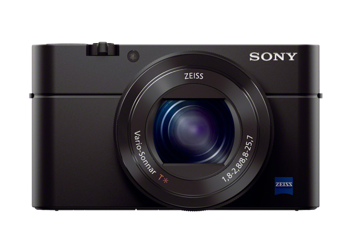 Sony Cyber-Shot RX100 III Digital Camera - 1