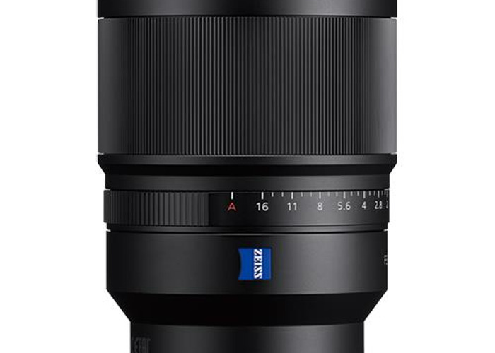Sony 35mm f/1.4 ZA Distagon T* FE  Lens - 1