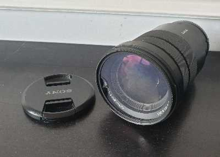 Sony E Mount 18-105 + ND Filter  - 2