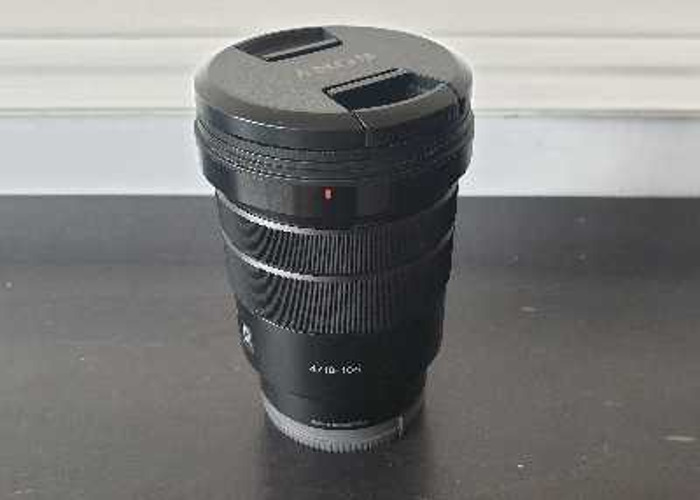 Sony E Mount 18-105 + ND Filter  - 1