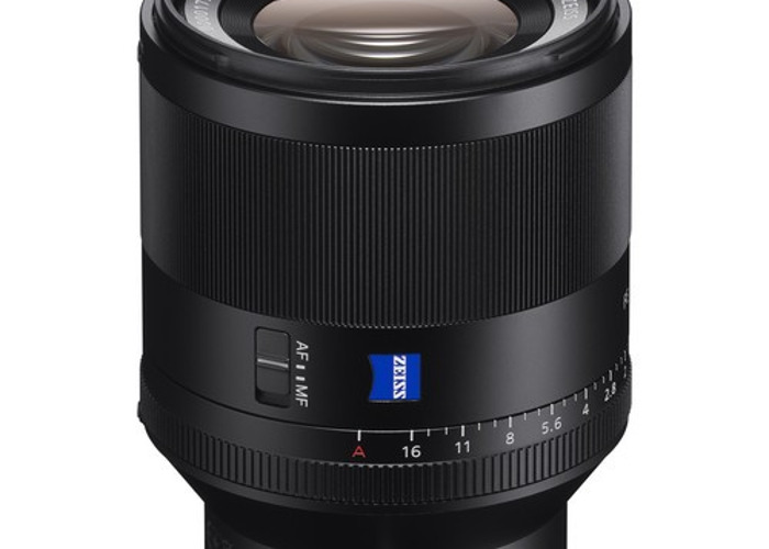 Sony E Mount 50mm F1.4 Lense - 2