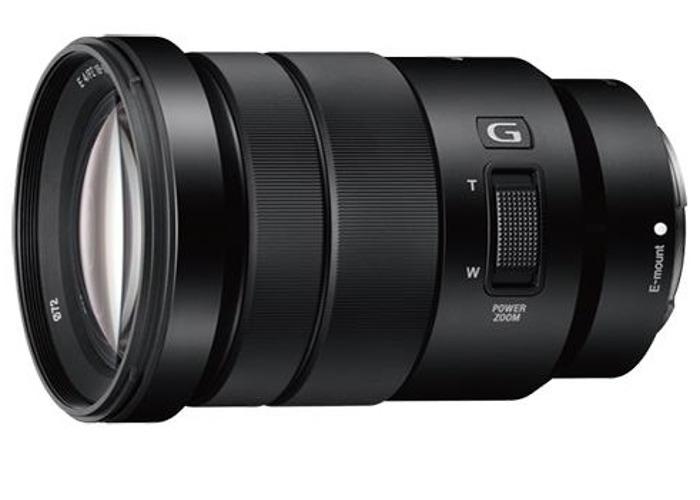 Sony E PZ 18-105mm f4 G OSS Lens - 1