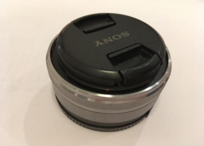 Sony E-mount 16mm Lens - 1