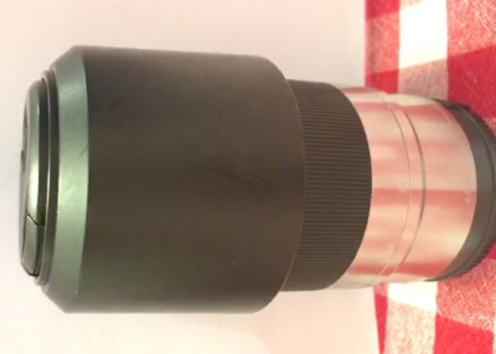 Sony E-Mount 55-210 Zoom Lens - 2