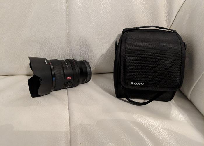 Sony E-mount FE 24mm F1.4 GM Full Frame Wide-angle Lens - 2