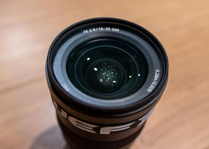 Sony E-Mount Lens 16-35mm f2.8 GM - 2
