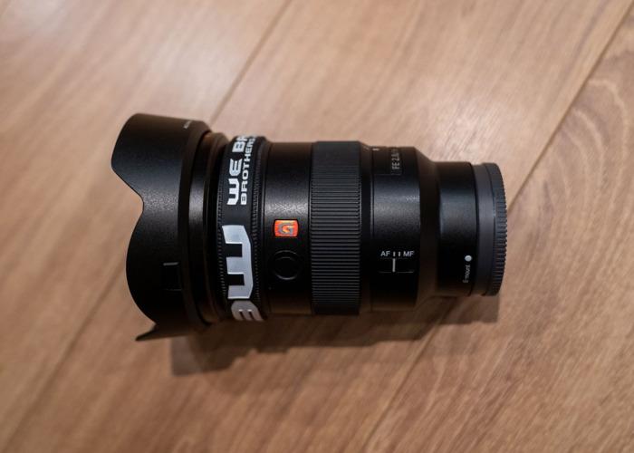 Sony E-Mount Lens 16-35mm f2.8 GM - 1