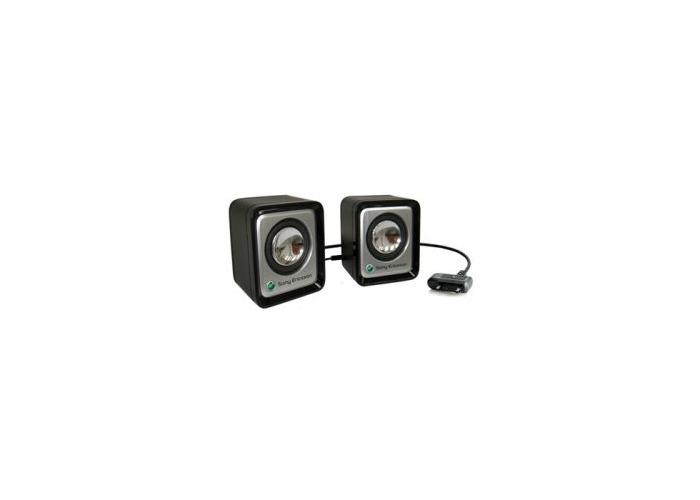 Sony Ericsson Portable speaker MPS-70 Black - 1